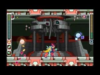 Megaman Zero 3 Boss Rush