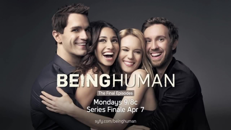 Быть человеком _ Being Human.Прощание с фанатами на русском (2014) [HD]