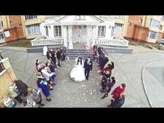 Свадебный клип. Ксюша и Паша.