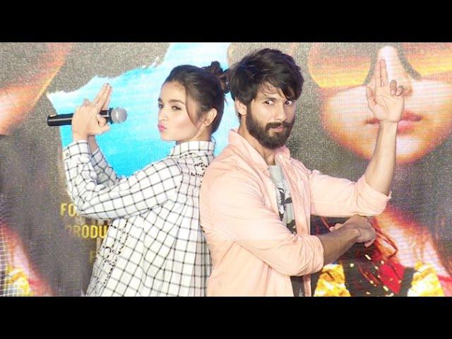 Uncut: Raita Phail Gaya - Official Song Launch | Shaandaar | Shahid Kapoor Alia Bhatt