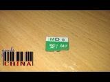 ОБМАН! Карта памяти Micro SD 64 gb c Алиэкспресс (НЕ РАБОЧАЯ). Товары из Китая с Aliexpress.