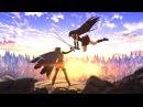 【Akame Ga Kill AMV】Akame vs. Esdeath - White Rabbit