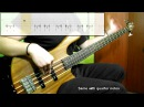 Lesson 14: Slide Lvl.1 (Bass Exercise) (Play Along Tabs In Video)