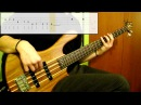 Lesson 12: Major Scale, All Positions (Bass Exercise) (Play Along Tabs In Video)