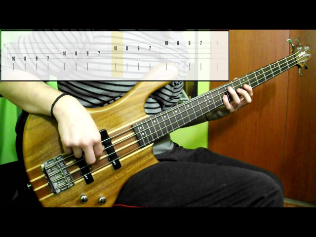 Lesson 13: Warm Up Session Lvl.2 (Bass Exercise) (Play Along Tabs In Video)