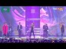 BIGBANG - '뱅뱅뱅(BANG BANG BANG)' '맨정신(SOBER)' 'FANTASTIC BABY' 1107 MELON MUSIC AWARDS