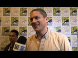 Wentworth Miller Teases Legends of Tomorrow