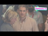 Wentworth Miller enters 2015 Comic Con SD