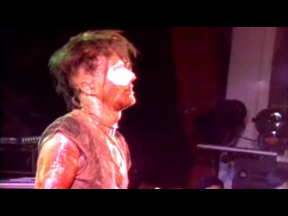 Skinny Puppy - Assimilate live 1987 remastered HD