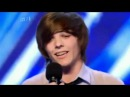 Прослушивание Луи Томлинсона на The X Factor UK