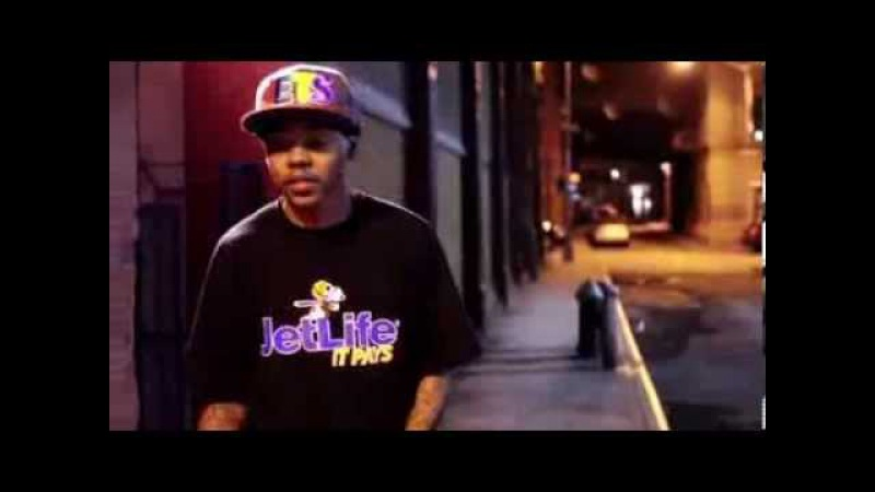 Trademark Da Skydiver - Pre-Roasted (feat. Curren$y Young Roddy) [Official Video]