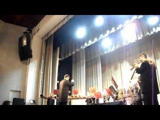 2015, 25 сентября, роговой оркестр Санкт- Петербурга в Тюмени .  Бетховен  Лунная соната