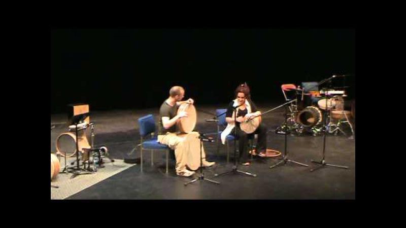 David KuckhermannNaghmeh Farahmand Duet at NAFDA Festival USA