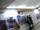 Метро Токио в час пик