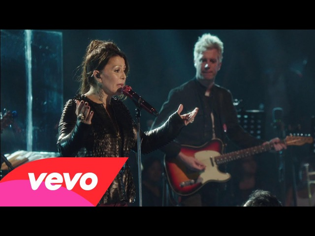 Alejandra Guzmán - Mi Peor Error (Primera Fila) (En Vivo)