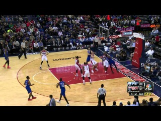 [HD] Philadelphia 76ers vs Washington Wizards | Full Highlights | April 1, 2015 | NBA Season 2014/15