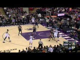 HD Utah Jazz vs Sacramento Kings | Full Highlights | April 5, 2015 | NBA Season 2014/15
