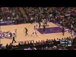 HD Minnesota Timberwolves vs Sacramento Kings   Full Highlights   Apr 7, 2015   NBA Season 2014/15