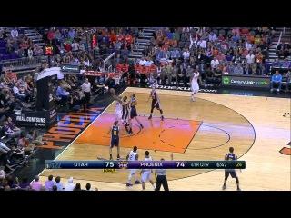 HD Utah Jazz vs Phoenix Suns | Full Highlights | April 4, 2015 | NBA Season 2014/15