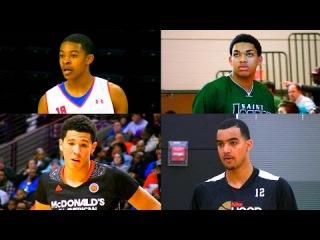 2014 Kentucky Recruiting Class - Karl Towns, Trey Lyles, Tyler Ulis, Devin Booker