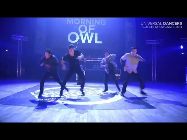 UD/14 l MORNING OF OWL l SHOWCASE l OFFICIAL l INTERNATIONAL HIP-HOP DANCE FESTIVAL
