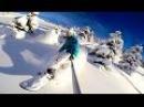 The Art of Ride - Snowboarding Off Piste Backcountry - DJI Phantom 2 GoPro Hero 3