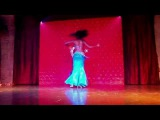 Oryantal Lara--belly dance in Turkey