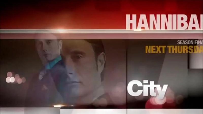Ганнибал Hannibal Промо Финал сезона 3 сезон 13 серия