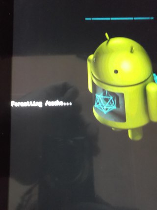 Formatting /cache in CWM taking long? | Google Nexus 5 - XDA