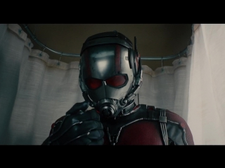 Трейлер №3. Человек-муравей (2015) |Дубляж|