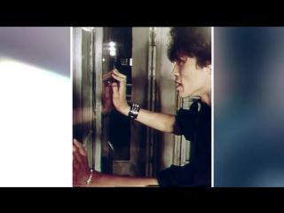 ✩ Закрой за мной дверь Клип vital video Виктор Цой группа Кино