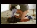 Чувак а маске затащил девушку на стройку, изнасиловал и хорошенько оттрахал оральный секс грубое жесткое порно по принуждению [4
