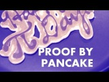 Proof by Pancake: Area of a circle