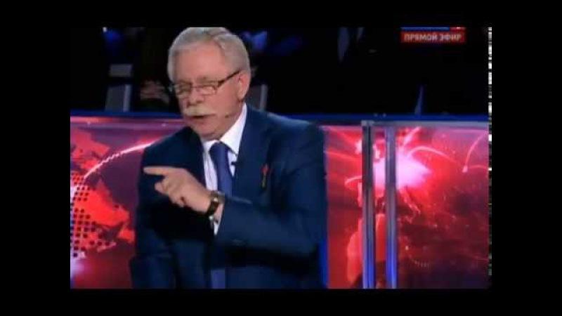 Что генерал Александр Руцкой ответил на провокацию В. Ковтуна. Жесть!
