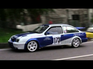 CIVIDALE CASTELMONTE 2015 PAOLO DEOTTO FORD SIERRA RS COSWORTH