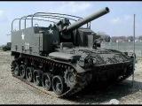 Арта М44 тащит бой, воин основной калибр