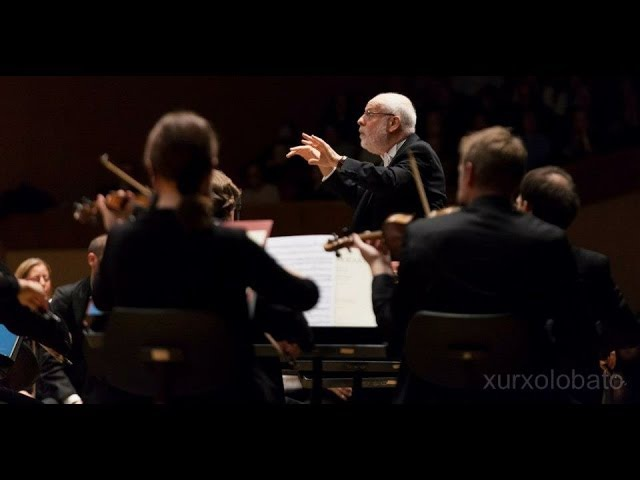 Ton Koopman - Corelli Concerto grosso op. 6 nº 8 - Orquesta Sinfónica de Galicia