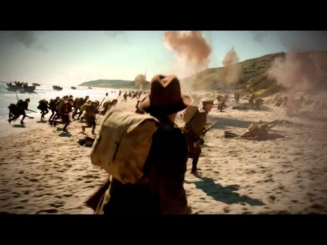 Трейлер Галлиполийская история (Deadline Gallipoli, 2015)