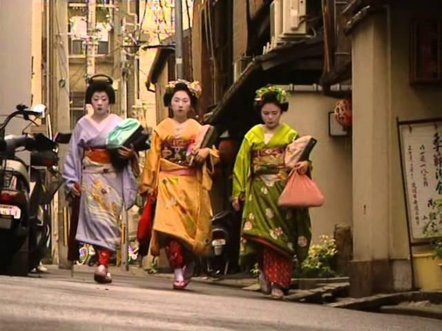 The Secret Life of Geisha 1999