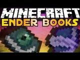 Обзор модов Minecraft #6- Эндер Книги или телепортация в Minecraft!! [Ender Book Mod] [1.6.4]