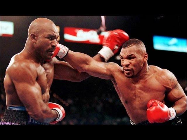 Mike Tyson vs Evander Holyfield I