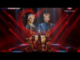 «Х-фактор-5». Олеся Матакова – Звенит январская вьюга (песня из х/ф) | Шестой прямой эфир (13.12.2014)
