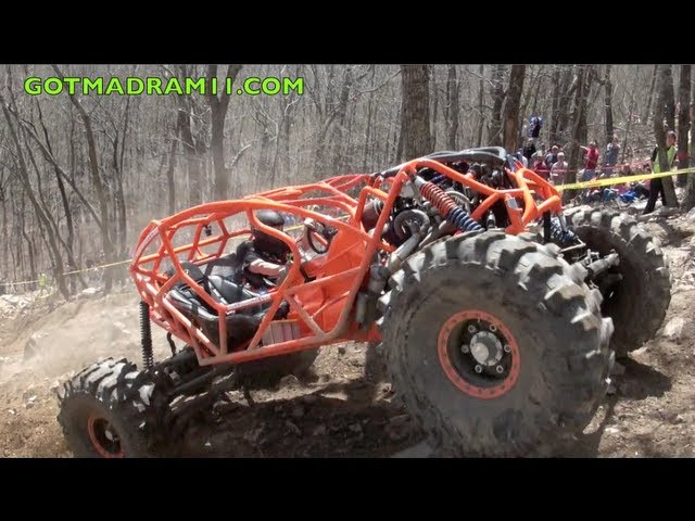 ROCKWELL BUGGY TAKES 3RD AT 1ST EVENT OF SRRS CHOCCOLOCCO MTN
