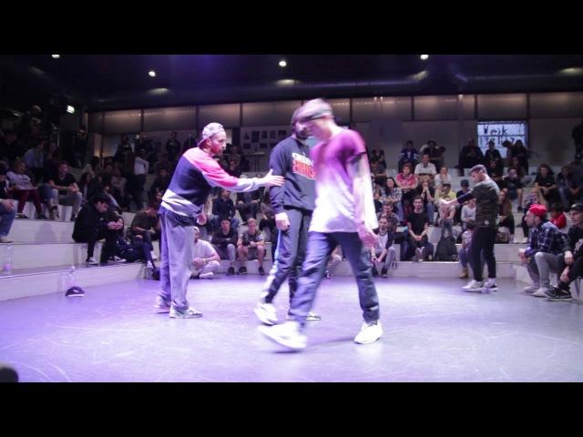 Fusion rockers vs B8B DPC Anniversary 18 Final Battle