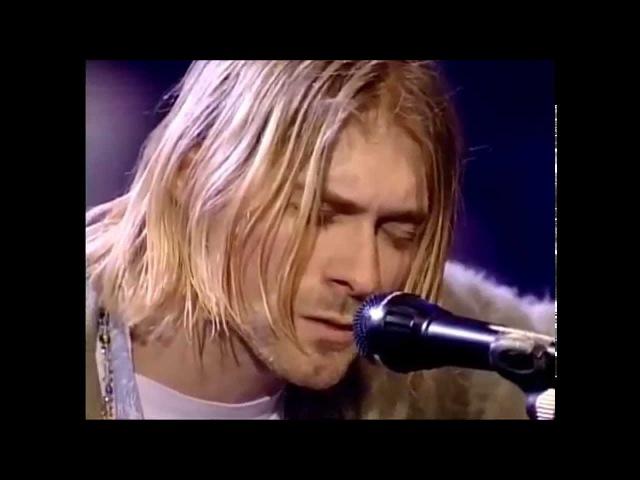 Nirvana Where did you sleep last night HD Unplugged in new york Best Sound Quality