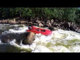 North Siberia 2015 Jet Extreme boat