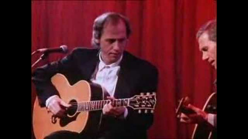 Mark Knopfler Chet Atkins - Instrumental Medley