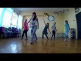 Major Lazer - Party On (feat. Jugglerz &amp Vybz Kartel) Dancehall training Alice Skrozya
