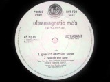 Ultramagnetic Mc's - Critical Beatdown (LP Sampler Promo) - Give The Drummer Some - (1988)