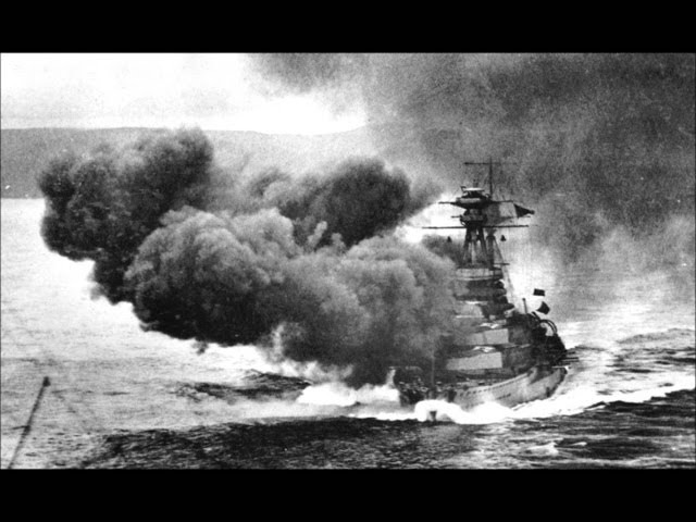 History channel - Гибель линкора «Royal Oak»